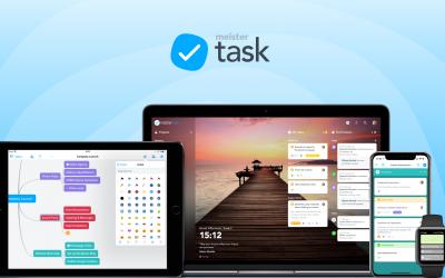 Die MeisterTask App